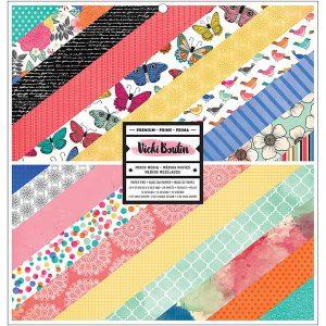 Vicky Boutin paper pad 30,5 x 30,5 cm x 36 343886