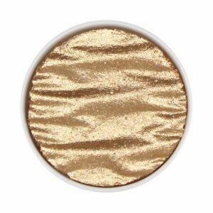 """Finetec Coliro Pearl Color Refill """"Moon Gold"""" 30 mm M650"""