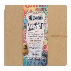 Dyan Reaveley's Dylusions creative journal square DYJ38429