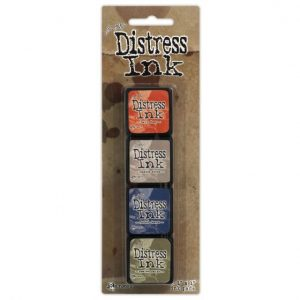 Tim Holtz - Mini Distress Ink Pad Kit 5 TDPK40354