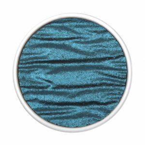 """Finetec Coliro Pearl Color Refill """"Peacock blue"""" 30 mm M013"""