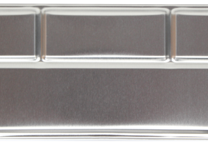 Finetec coliro metal watercolor box empty, for 12 colors 30 mm M12/M