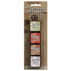 Tim Holtz - Mini Distress Ink Pad Kit 11 TDPK40415