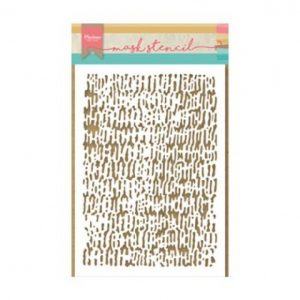 Marianne Design mask stencil Tiny's faded corduroy PS8002