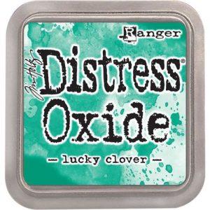 Ranger Tim Holtz distress oxide lucky clover TDO56041