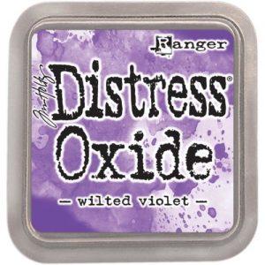 Ranger Tim Holtz distress oxide wilted violet TDO56355