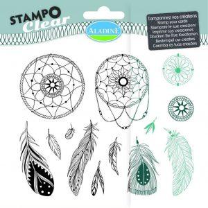 Aladine Stampo Clear Attrape Reve 04219