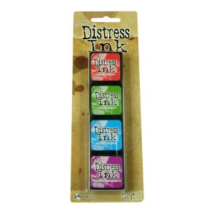 Tim Holtz Mini Distress Ink Pad Kit 2 TDPK40323