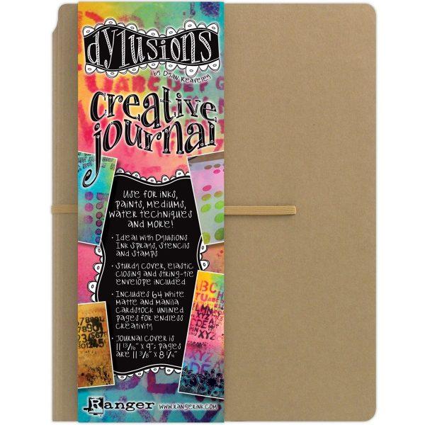 Dyan Reaveley's Dylusions creative journal DYJ34100