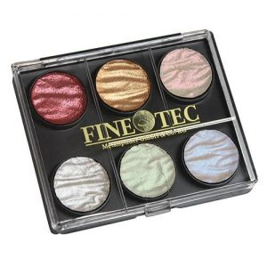 Coliro Finetec Pearl Color Set 6 colors 23 mm-M600S