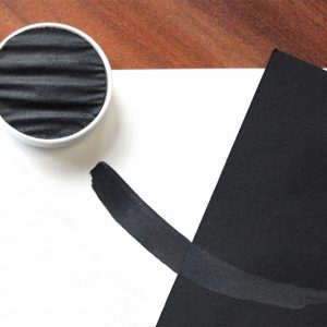 Finetec Coliro Pearl Color Refill Black Mica 30 mm