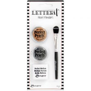 Ranger Letter It Pearls Powder Set LEP59615
