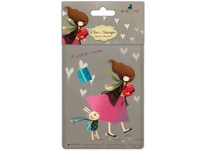 Kori Kumi Clear Stamps The Gift of Friendship SSKKSTMP003