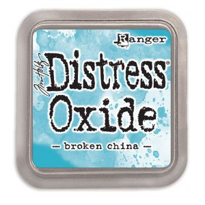 Ranger Tim Holtz distress oxide broken china TDO55846