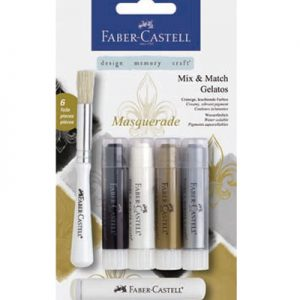 Faber-Castell Mix & Match Gelatos Masquerade FC-121816
