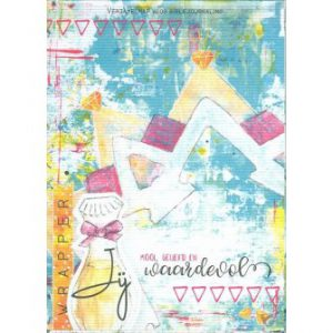 Omslag Wrapper Bible Journaling 8719324353328