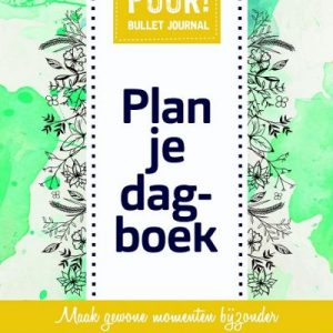 Puur! Bullet Journal: Plan je dagboek 9789043529303