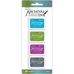 Ranger Wendy Vecchi Archival mini ink pad kit 2 AMDK57802
