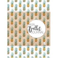 bullet journal agenda ananas