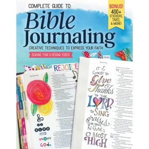 bible journaling boek complet guide to bible journaling joanne van joanne fink en regina yoder isbn: 9781497202726