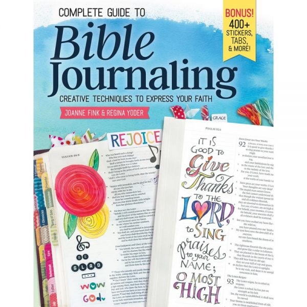 Complete Guide To Bible Journaling (Engels)