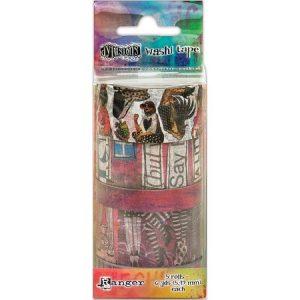 Dyan reavely dylusions washi tape 5 rollen dya59943