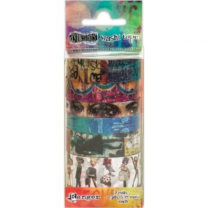 Dyan reavely dylusions washi tape 7 rollen (dya59950)