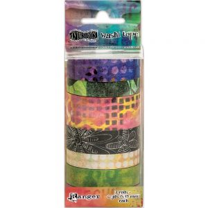 Dyan reavely dylusions washi tape 7 rollen (dya59967)
