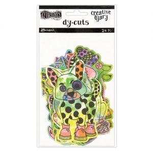 Dyan Reavely Creative Dyary Dy-Cuts Animals dye58649