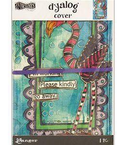 Dyan Reavely Dyalog Notebook Cover 1 (DYT60567)
