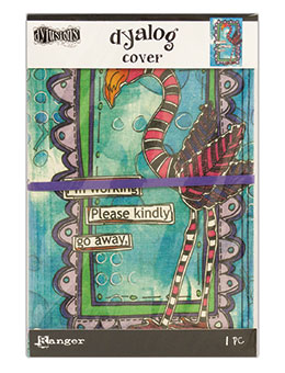 Dyan Reavely Dyalog Notebook Cover 1 (DYT60567)