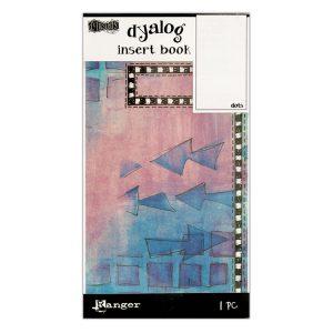 dylusions dyalog insert book dots (dyt60505) van dyan reavely, onderdeel van dylusions dyalog system