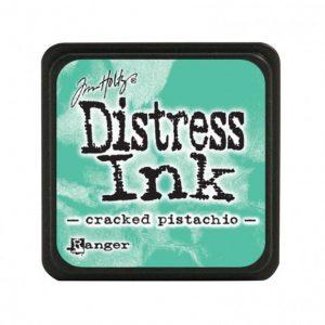 Distress Inkt Mini Cracked Pistachio TDP46776 voor artjournaling, bible journaling en kaarten maken.