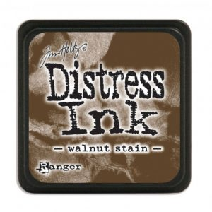 Distress Inkt Mini Walnut Stain TDP40279