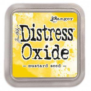 Ranger Tim Holtz Distress Oxide Mustard Seed TDO56089