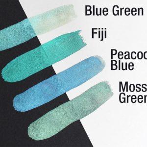 Finetec Coliro Green Comparison