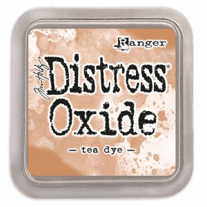 Tim Holtz Distress Oxide Tea Dye TDO56270