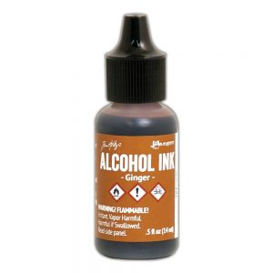 Ranger Tim Holtz Alcohol Ink 15 ml Ginger