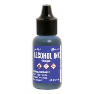 Ranger Tim Holtz Alcohol Ink 15 ml Indigo