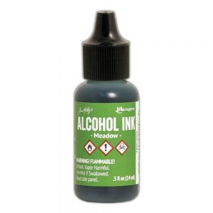 Ranger Tim Holtz Alcohol Ink 15 ml Meadow