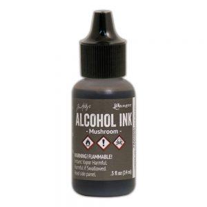 RangerTim Holtz Alcohol Ink 15 ml Mushroom