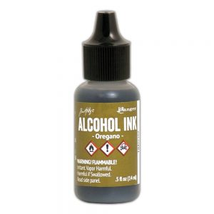Ranger Tim Holtz Alcohol Ink 15 ml Oregano