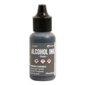 Ranger Tim Holtz Alcohol Ink 15 ml Slate