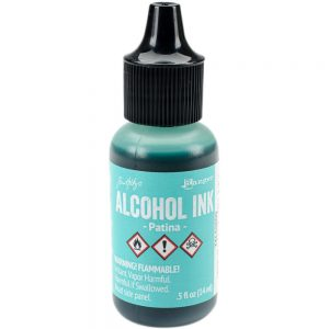Ranger Tim Holtz Alcohol Ink 15 ml Patina