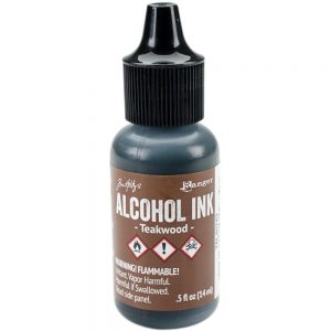 Ranger Tim Holtz Alcohol Ink 15 ml Teakwood