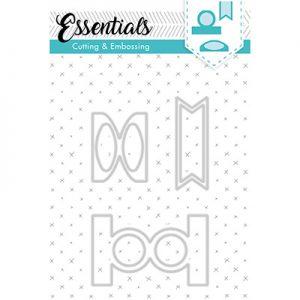 Deze Studiolight Dies Essentials STENCILSL124