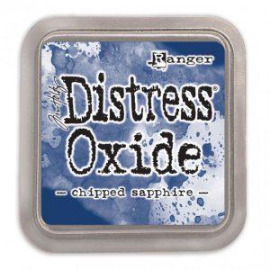 Ranger Tim Holtz Distress Oxide Chipped Sapphire TDO55884