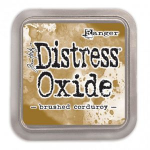 Tim Holtz Distress Oxide Brushed Corduroy TDO55839