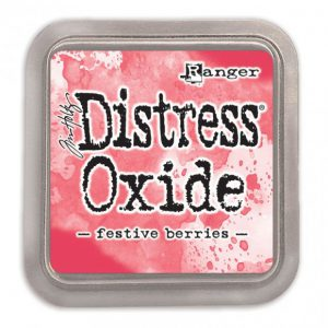 Tim Holtz Distress Oxide Festive Berries TDO55952
