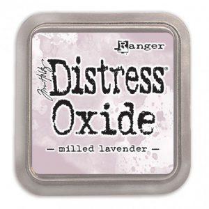 TTim Holtz Distress Oxide Milled Lavender TDO56065